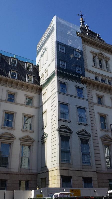 Building Wraps London